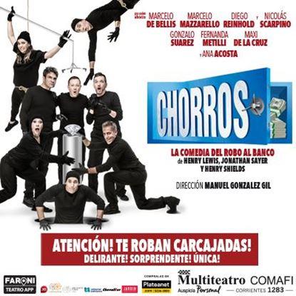 Imagen de Chorros