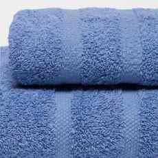 Imagen de Set de toalla y toallón Celeste Aero
