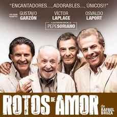 Imagen de ROTOS DE AMOR