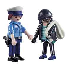 Imagen de Juego Policía y ladrón