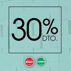 Imagen de 30% de descuento