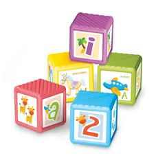 Imagen de Cubos apilables x 5